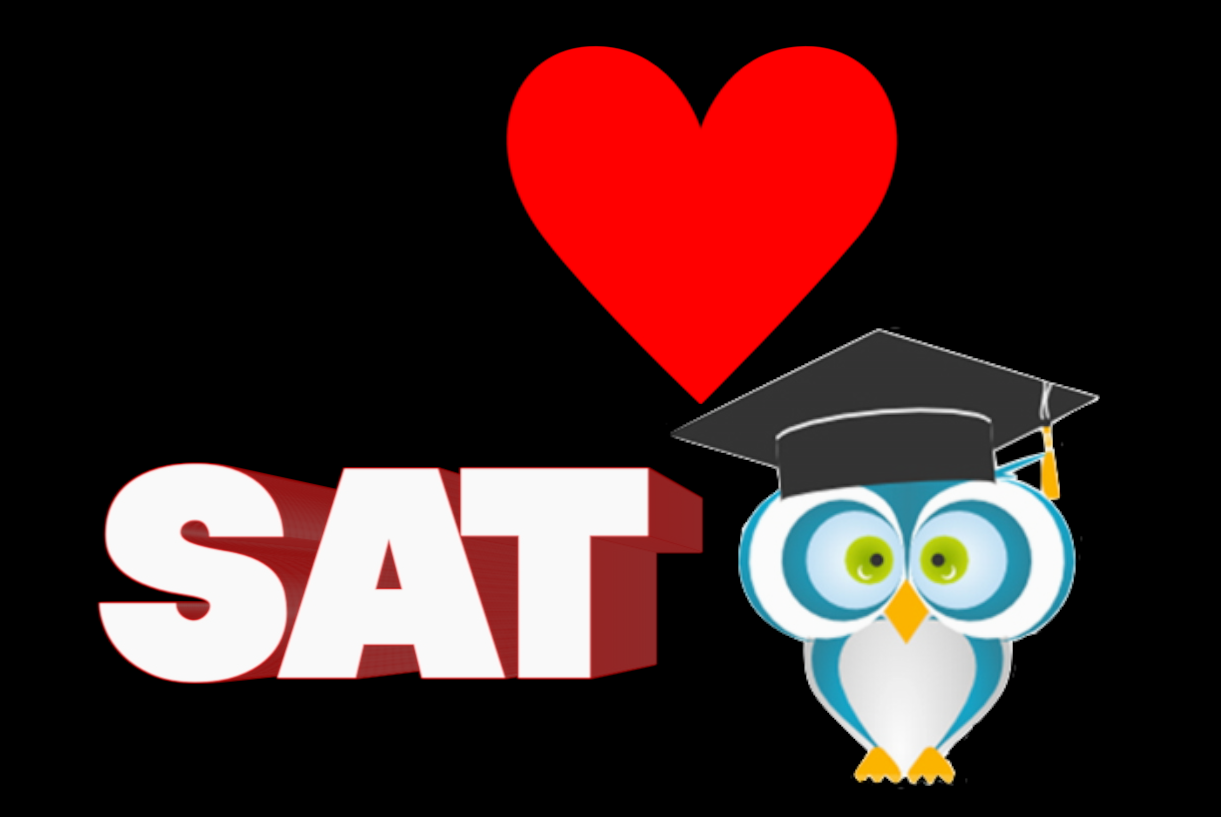 Love your SAT score