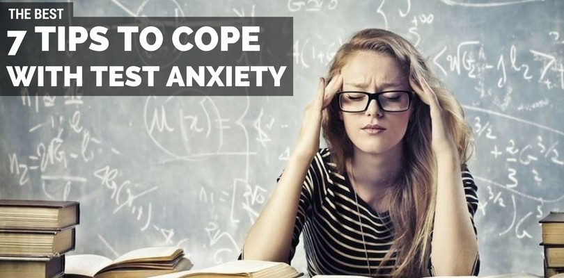 7 tips to cope with test stress and anxiety for the sat and act
