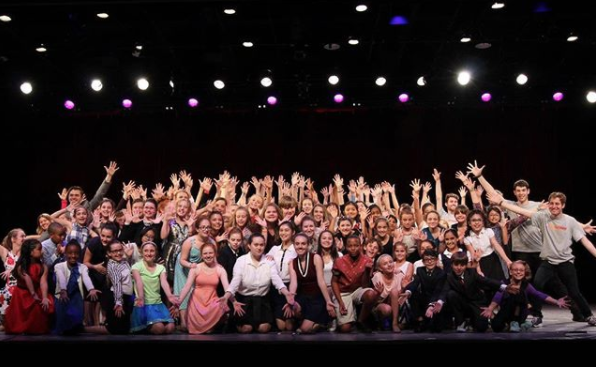 nyc summer acting camp for high school